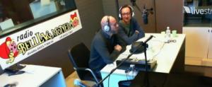 Mario Venuti a Radio Bella e Monella
