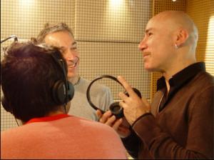 Mario a Radio Deejay con Linus e Savino # 2