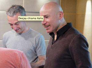 Mario a Radio Deejay con Linus e Savino # 4