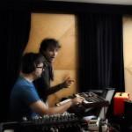 Tony Canto, Tony Brundo - Mario Venuti sala prove Live 2012