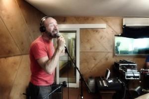 Mario Venuti sala prove Live 2012