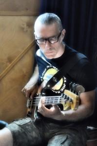 Vincenzo Virgillito - Mario Venuti sala prove Live 2012