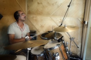 Franco Barresi - Mario Venuti sala prove Live 2012