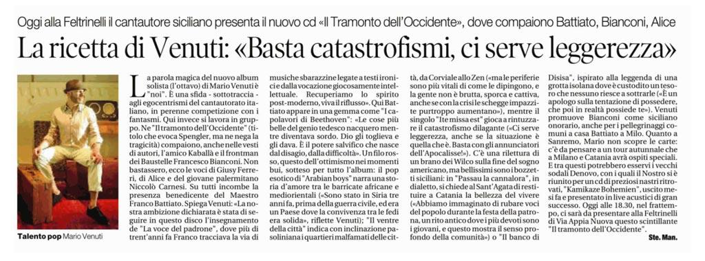 20140929_Il-Tempo_Mario-Venuti