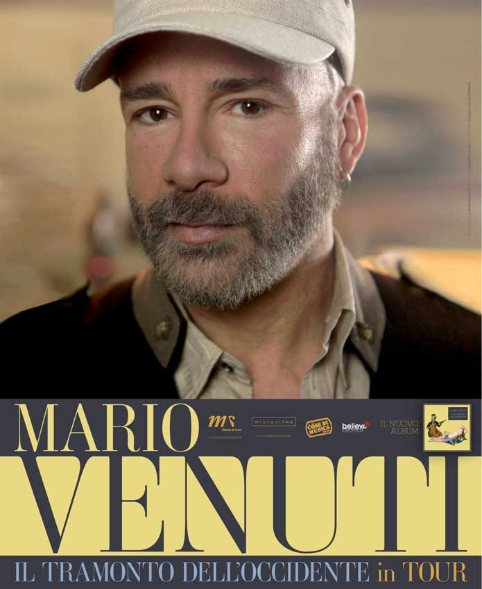 mario venuti live tour 2014