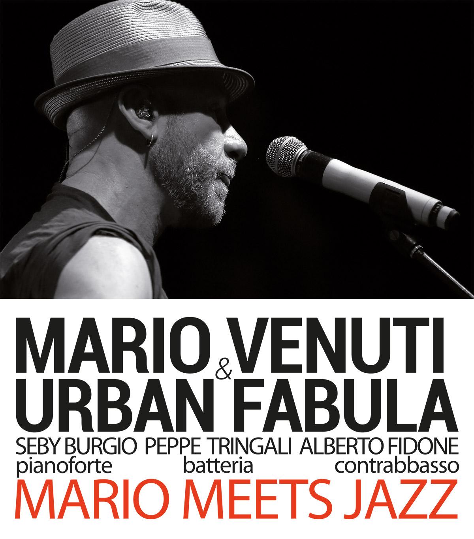mario venuti concerto catania jazz