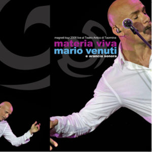 mario venuti - materia viva dvd live