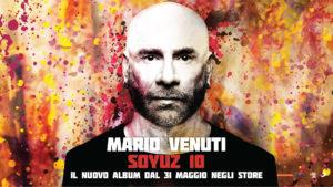 """Mario Venuti """"Soyuz 10"""" dal 31 maggio 2019 negli store"""